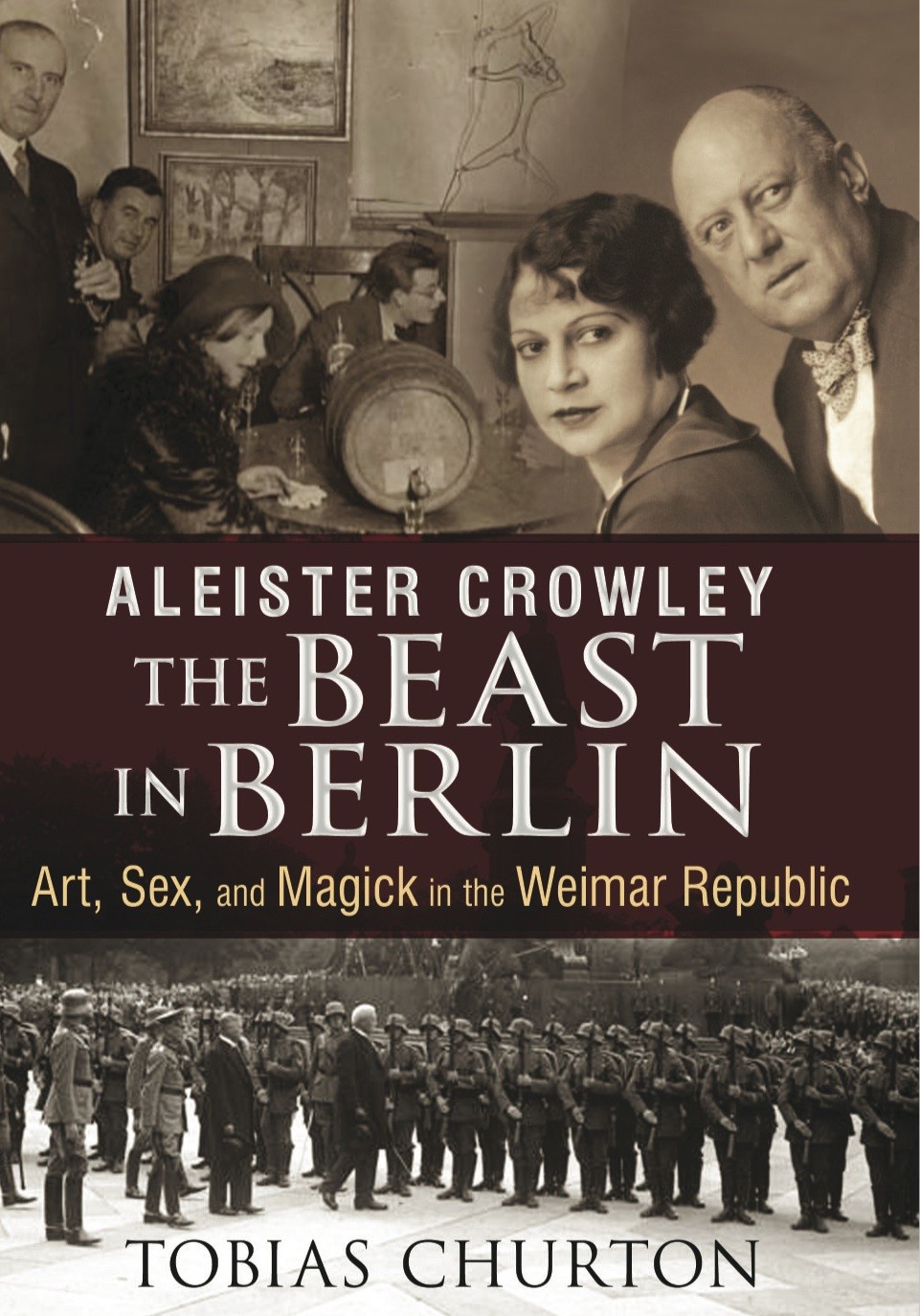 Beast In Berlin cover