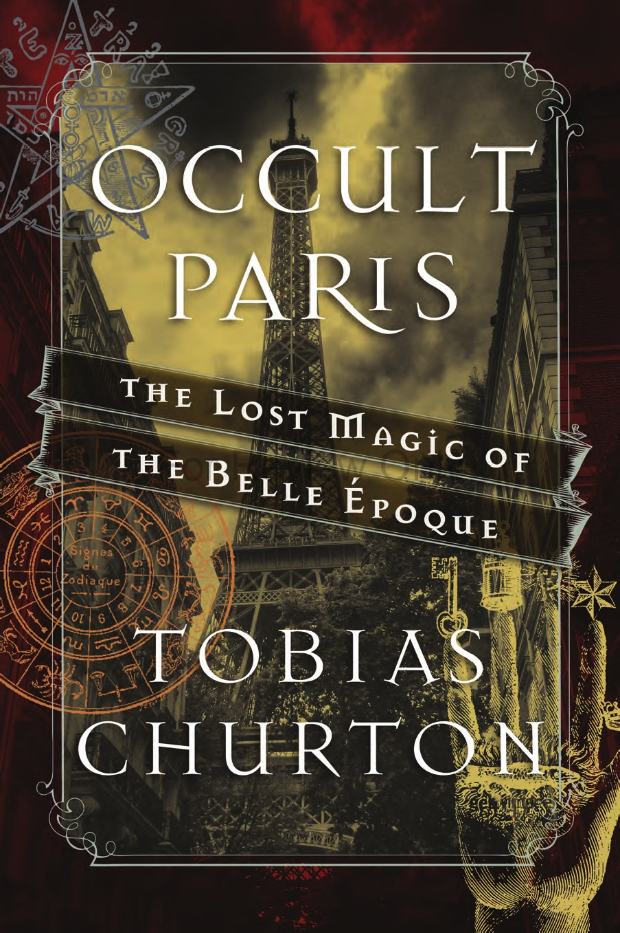 OCCULT PARIS book cover